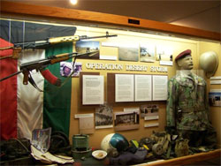 Tour of Camp Ripleys Museum